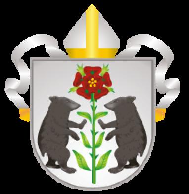 Escudo Diócesis de Santa Rosa de Osos
