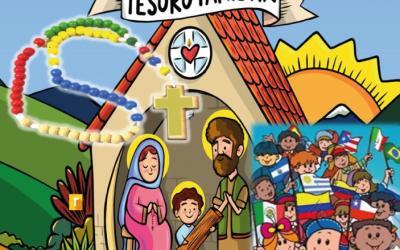 Campaña: Un millón de niños rezando el rosario por la familia y las misiones 2021